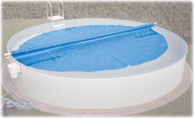 solarplane pool rund 420 cm. Black Bedroom Furniture Sets. Home Design Ideas