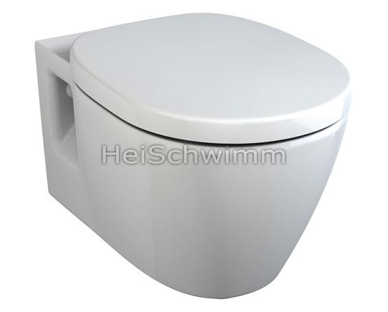 ideal standard connect flachsp l wc wandh ngend. Black Bedroom Furniture Sets. Home Design Ideas