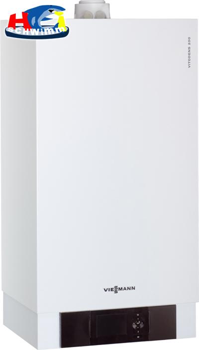 gastherme viessmann vitodens 200 w 13kw vitotronic 200. Black Bedroom Furniture Sets. Home Design Ideas