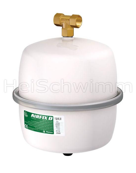 ausdehnungsgef flamco airfix d 35 liter f r trinkwasser. Black Bedroom Furniture Sets. Home Design Ideas