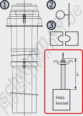 buderus abgasrohr klimaanlage zu hause. Black Bedroom Furniture Sets. Home Design Ideas